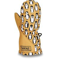 gants Dakine Brat Mitt - Golden Penguins - kid´s