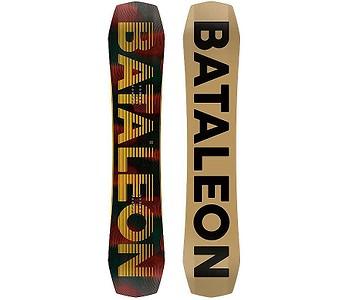 snowboard Bataleon Global Warmer - No Color