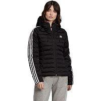 jacket adidas Originals Slim Monogram - Black - women´s