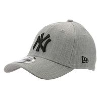 cap New Era 39T Heather Essential MLB New York Yankees - Heather Gray/Black - men´s