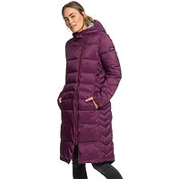 manteau Roxy Everglade - PSF0/Grape Wine - women´s