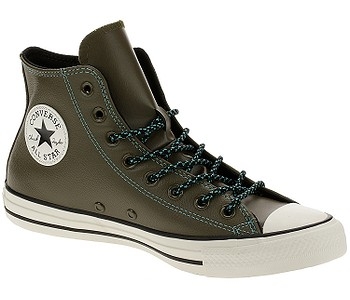 boty Converse Chuck Taylor All Star Archival Hi - 165957/Surplus Olive/Turbo Green/Egret