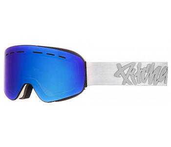 brýle Pitcha XC3 - White/Full Revo Blue