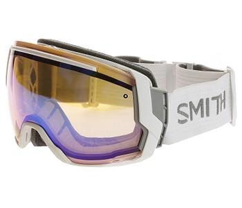 brýle Smith I/O 7 19 - White/Blue Sensor