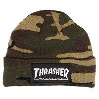 Mütze Thrasher Logo Patch - Camo - men´s