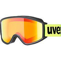 gogle Uvex G.GL 3000 CV - Black Mat/Orange/Mountain Storm