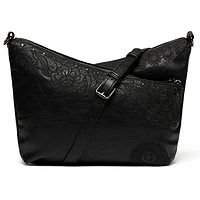sac bandoulière  Desigual 20SAXPCY/Melody Harry Mini - 2000/Negro - women´s