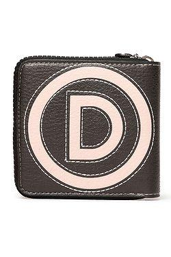 peněženka Desigual 20SAYP34/Logo Patch Zip Squar - 6008/Beige