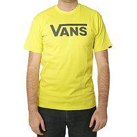 T-Shirt Vans Classic - Sulphur Spring/Asphalt - men´s