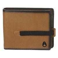 wallet Nixon Spire II Bi-Fold - Tan - men´s