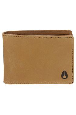 peněženka Nixon Heros Bi-Fold - Tan