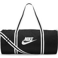 torba Nike Heritage Duffel - 010/Black/Black/White