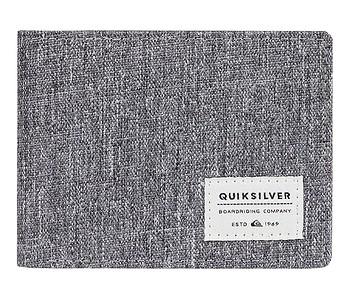 peněženka Quiksilver Slim Vintage IV - SGRH/Light Gray Heather