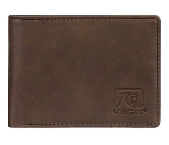 peněženka Quiksilver Slim Vintage IV - CSD0/Chocolate Brown
