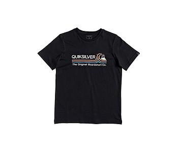 tričko Quiksilver Stone Cold Classic - KVJ0/Black