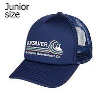 cap Quiksilver Standards Trucker Youth - BYJ0/Navy Blazer - boy´s