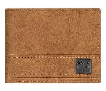 peněženka Quiksilver New Stitchy - BBRN/Brown