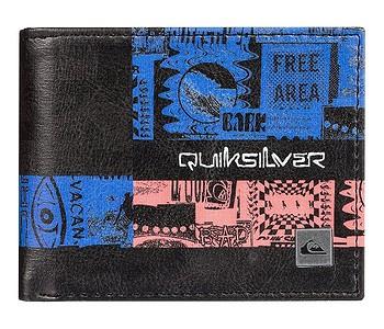 peněženka Quiksilver Freshness II - KVJ6/Black