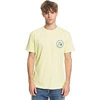 T-shirt Quiksilver Close Call - GCA0/Charlock - men´s