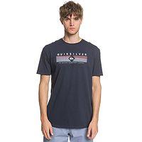 camiseta Quiksilver Distant Fortune - BYJ0/Navy Blazer - men´s