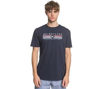 tričko Quiksilver Distant Fortune - BYJ0/Navy Blazer