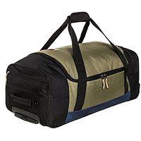 suitcase Quiksilver New Centurion - GPZ0/Burnt Olive - men´s