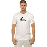 T-shirt Quiksilver Solid Streak - WBB0/White - men´s