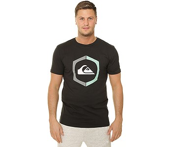 tričko Quiksilver Sure Thing - KVJ0/Black