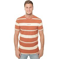 camiseta Quiksilver Maxed Hero - MNL3/Redwood Maxed Hero - men´s