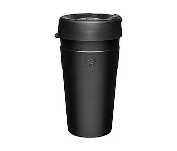hrnek KeepCup Thermal L - Black