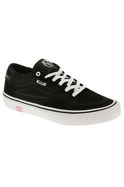 shoes Vans Rowan Pro - Black/White - men´s