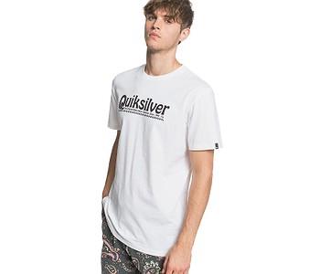 tričko Quiksilver New Slang - WBB0/White
