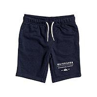 Shorts Quiksilver Easy Day - BYJ0/Navy Blazer - kid´s