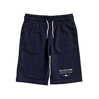 pantalones cortos Quiksilver Easy Day - BYJ0/Navy Blazer - boy´s