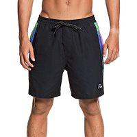 pantalones cortos de baño Quiksilver Arch Print Volley 17 - PPM6/Dazzling Blue - men´s