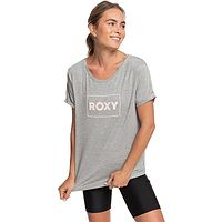 T-shirt Roxy Simple Little Song - SGRH/Heritage Heather