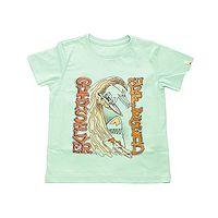T-shirt Quiksilver Diving To Deep - GCZ0/Beach Glass