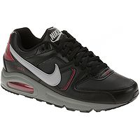 topánky Nike Air Max Command - Black/Wolf Gray/Anthracite/Noble Red