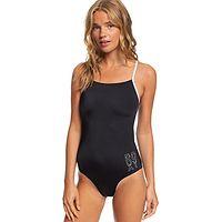 strój kąpielowy Roxy Fitness SD BSC One Piece - KVJ0/Anthracite