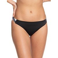 plavky Roxy Fitness PT Reg Bottom - KVJ5/True Black World Wide