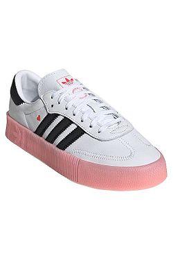 shoes adidas Originals Sambarose - White/Core Black/Glory Pink - women´s