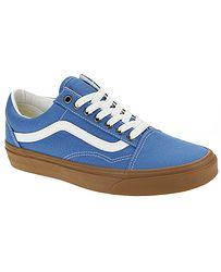 boty Vans Old Skool - Gum/Mediterranian Blue/True White