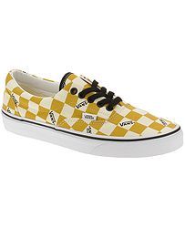 boty Vans Era - Big Check/Yolk Yellow/True White