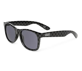 brýle Vans Spicoli 4 Shades - Black/Charcoal Checkerboard