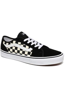 boty Vans Filmore Decon - Checkerboard/Black/White