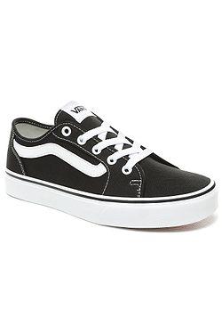 shoes Vans Filmore Decon - Canvas/Black/True White - women´s