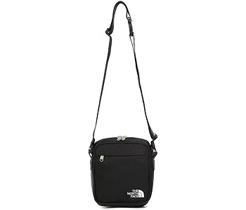 taška The North Face Convertible Shoulder - TNF Black/TNF White