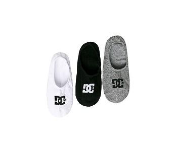 ponožky DC SPP DC Liner 3 Pack - KVJ8/Assorted