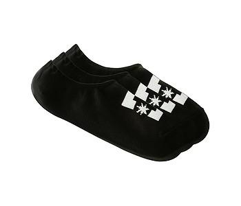 ponožky DC SPP DC Liner 3 Pack - KVJ0/Black