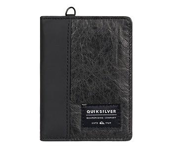 peněženka Quiksilver Blackwine S - KVJ0/Black